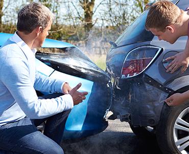 Lesiones en Accidentes de coche