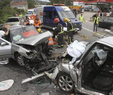 Lesiones graves en accidentes